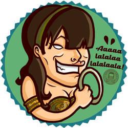 Aaaaalalalaalalalaala! by OctoflyArt