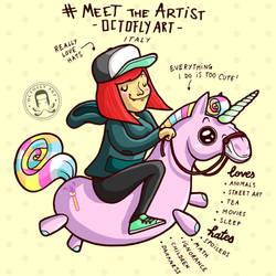#meettheartist by OctoflyArt