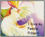 Female Pidgeot Stamp by OshawottGirl