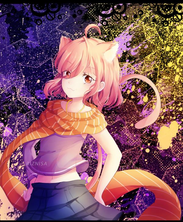 Gamante : Gama- nyan by riznisa-san