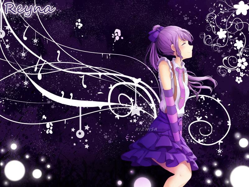 ReON : Reyna Fanart by riznisa-san