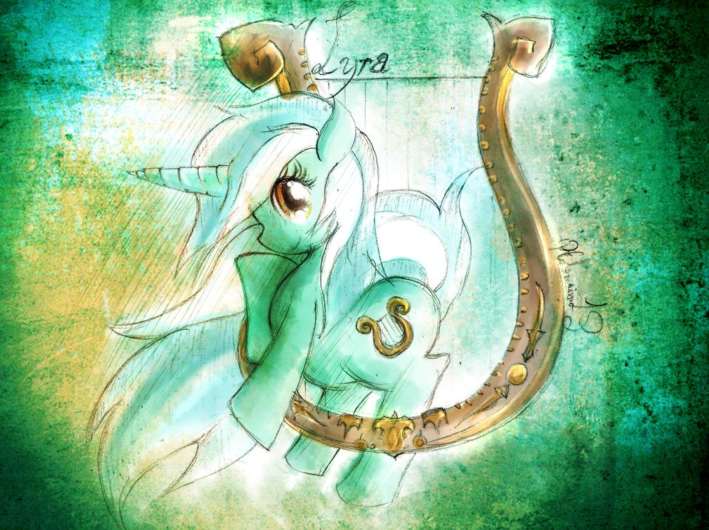 Lyra 2.0 by PtolemaiosLS