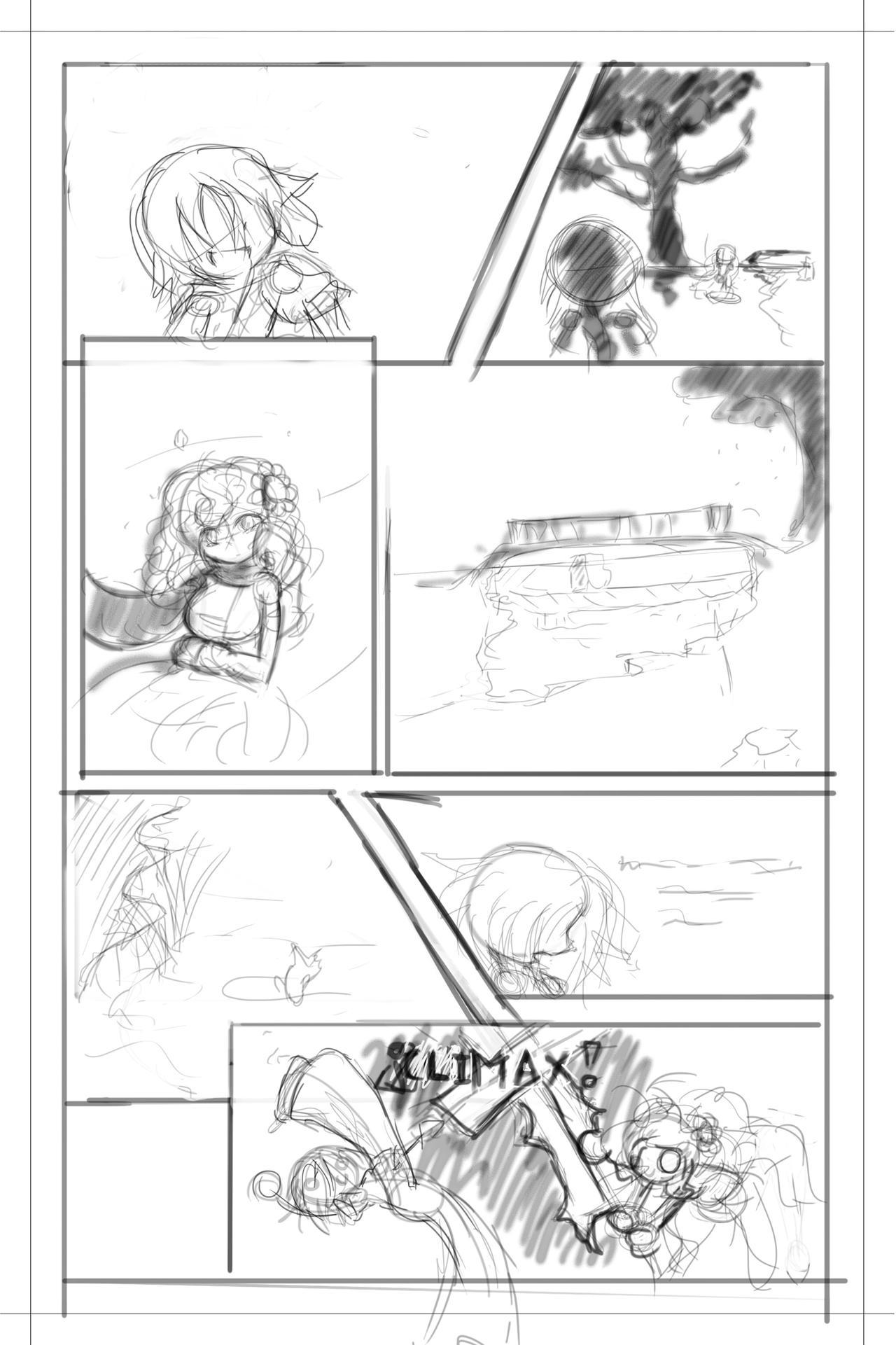 comic storyboard template