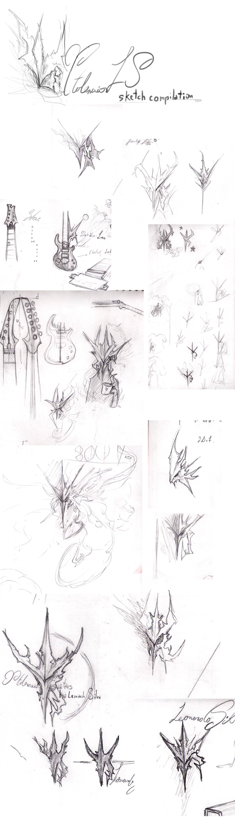 Ptolemaios sketch compilation by PtolemaiosLS