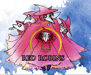 DnD Red Robins