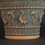Temple of R'lyeh Cookie Jar - detail