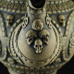 Gothic Tea-pot (detail)
