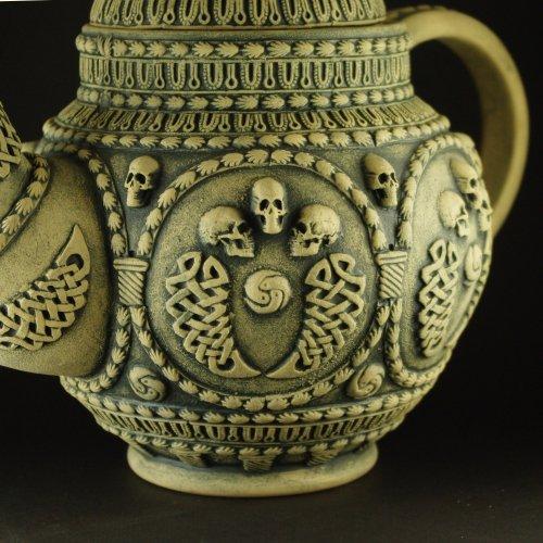 Gothic Tea-pot (detail) by TheTrespasser