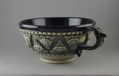 All-Seeing Eye Tea Cup