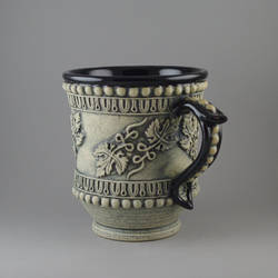 Grapeleaf Tea/Coffee Cup