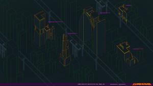 Gunkatana: Citymap Earlydraft