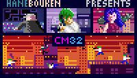 CM32 Lowrez-Gamejam - Webbanner