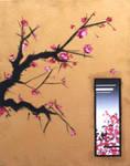 Sakura Rose by extriandreamer