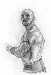The Mummy sketch by MrSuSHi87