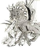 Dragons by folkensan69