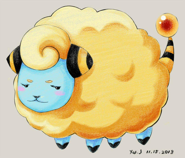 Sheep by XuXXX