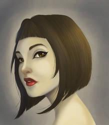 Lipstick by poch