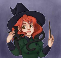 Witch 03 by poch