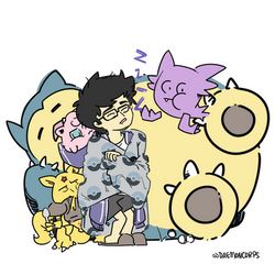 #gymleadersona by DaemonCorps