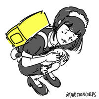 Omurice Maid