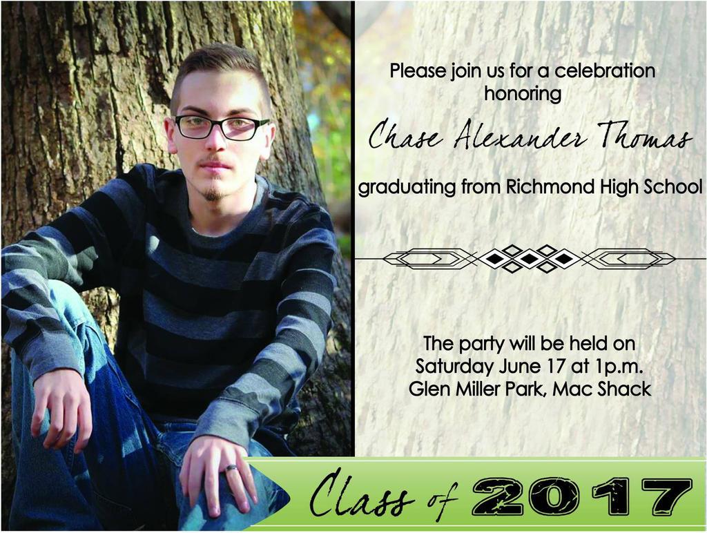 graduation invite by xxlexixx98