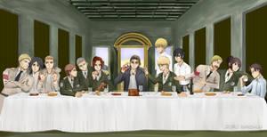 Attack on Titan: The Last Supper