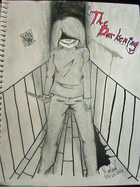 CP - The Darkening by Lost-InMyWonderland