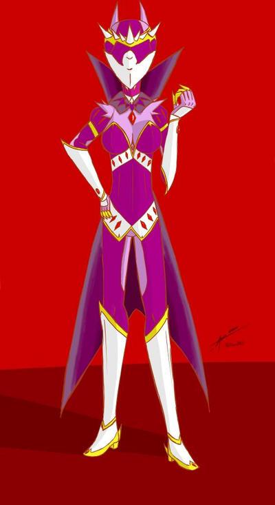 Warframe - Saryn Vampire Queen