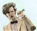 Eleventh Doctor +Colour