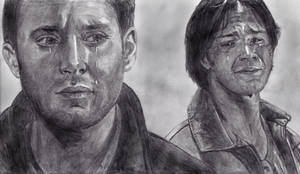 Supernatural - Little Lion Men by The-Ribboned-One