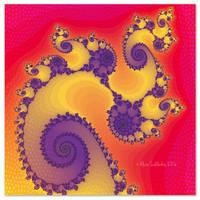 Enter the Purple Mandel Dragon