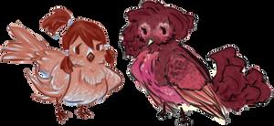 Legend of Korra Birdies