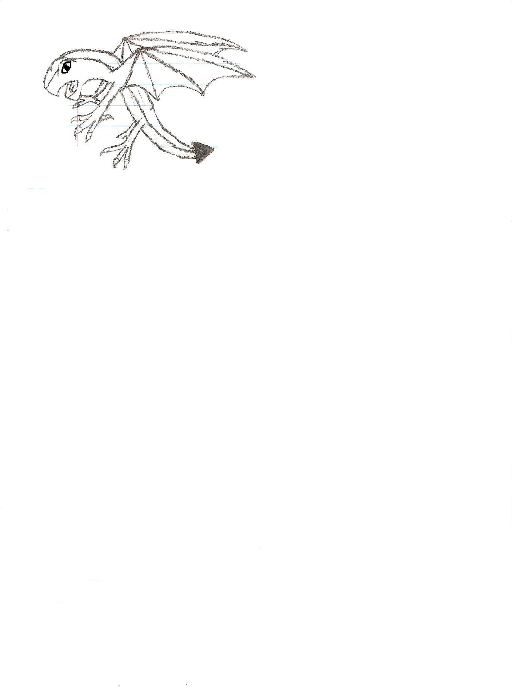 Ibitsu's Dragon Art Baby_Dragon_thing_by_Xios_Mahogany