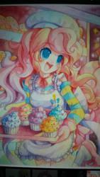 Pinkie's cupcakes