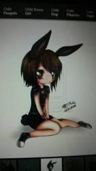 Emo Bunny Girl