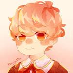 Peach Child