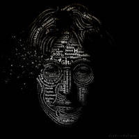 John Lennon by DistrictAliens