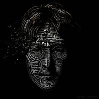 John Lennon by DistrictAliens