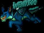 Wendigo The Ravager (SaddleIncluded)