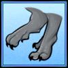 Raptor Legs {ATR, T} by TorimoriARPG