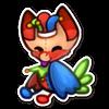 Torimori Plush - Jester Cap