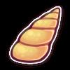 Unicorn Seashell