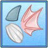 Fish Fins {ATR} by TorimoriARPG
