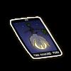 Tarot Card - XII - The Hanged Tori