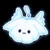 Plushy Fluffle Charm by TorimoriARPG