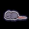 Gray Mice Chockin