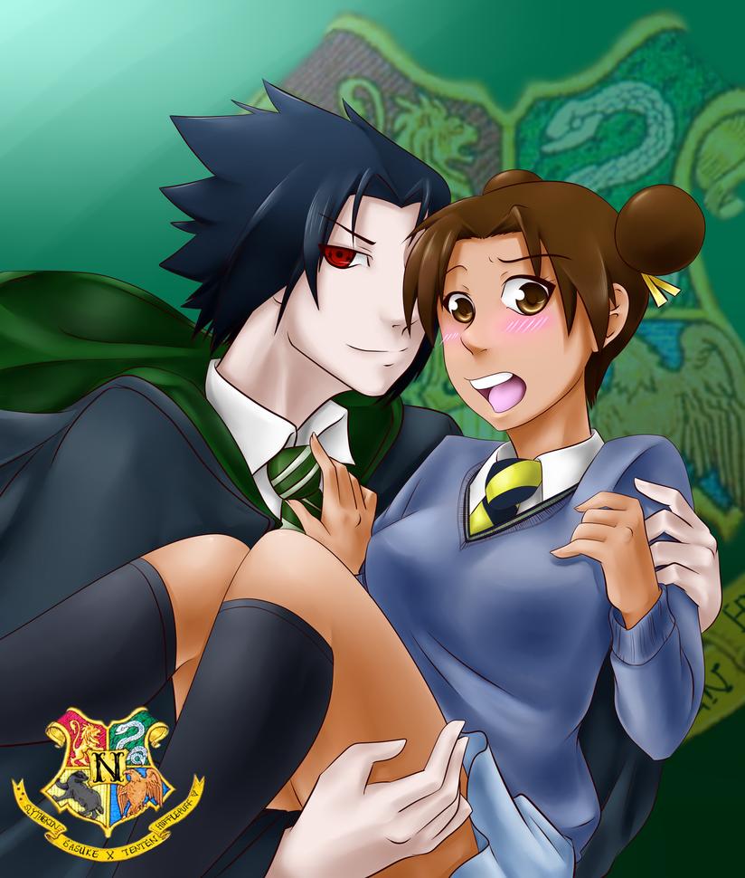 Request 01: Sasuke X Tenten by haeunee2