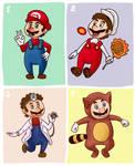 Mario's Suits