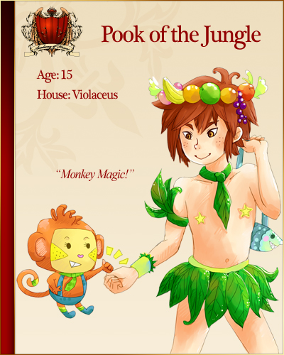 AoH: Pook of the Jungle