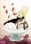 Ice cream -colored-